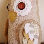 BOObeloobie Large Orli the Owl in C..