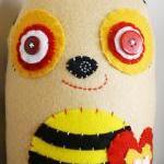 BOObeloobie Bumble the Bee in Yello..